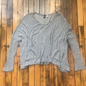 Urban Outfitters Baggy Striped Sweater